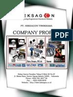 Company Profile - Pt Heksagon Tiwikrama