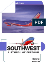 Southwest Airlines Ppt