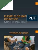 EJEMPLO DE MATERIAL DIDÁCTICO