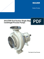 AHLSTAR Pump Catalog