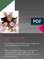 Muda Vocal