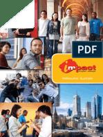 호주 멜번 Impact Brochure 2013 2014