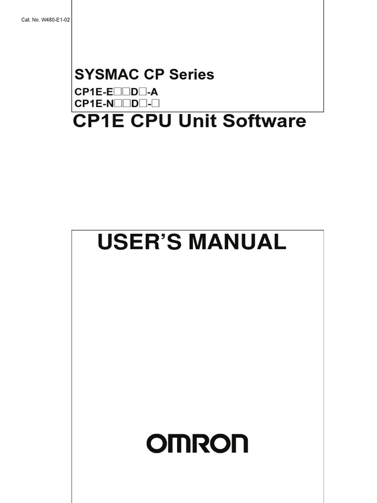 Omron 3g3jx manual pdf job