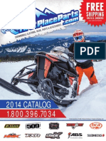 FirstPlaceParts 2014 Snowmobile Catalog