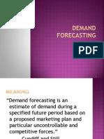 50588293 Demand Forecasting