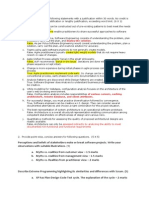 SEM Solved Paper 1