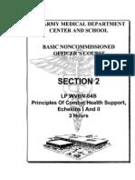 Sect 2-Pnc Chs Ech i&II