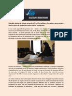 Cours De Les Premiers Secours | ESSR