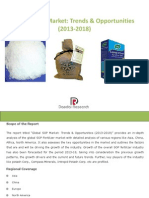 Global Sulfate of Potash (SOP) Fertilizer Market