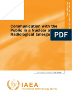 Communication with the