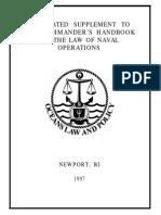 1997_US Navy Commander's Handbook Annotated Supplement