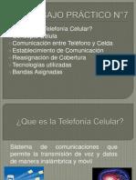 Que Es La Telefonia Celular
