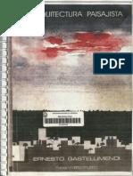 Arquitectura Paisajista- Ernesto Gastelumendi