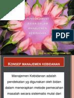 Pendokumentasian Dalam Manajemen Kebidanan