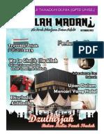 Risalah Madani Edisi Oktober 2013