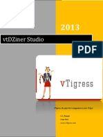VtDZiner Studio09 May 2013