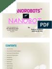Nanorobot-Ppt