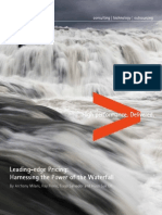 Accenture Competitive Pricing Harnessing Power Waterfall Model