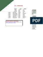 3. Formato Condicional y Validación-2003