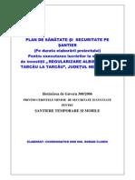55158314 Plan Coordonare SSM Lucrari Nice Tarcau