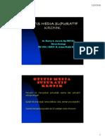Slide Otitis Media Supuratif Kronik