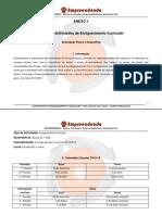 Anexo 1 - Plano Curricular AFD