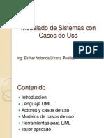 Clase Modelo-Modelado de Sistemas