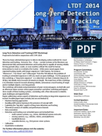 Long-Term Detection and Tracking (LTDT Workshop)