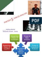 Porters 5 Forces Model-Nahid