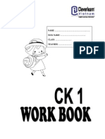 Ck1 Workbook