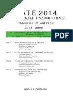 Gate Mechanical Study Material Pdf