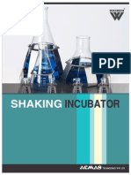 Shaking Incubator Category