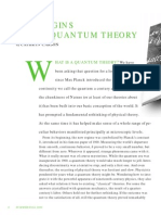 THE ORIGINS