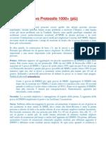 - 10 - MMS - Protocollo 1000+ (Più) in ITALIANO