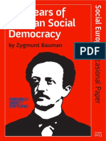 150 Years of German Socialdemocracy