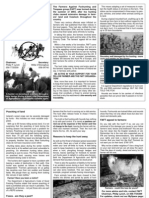 Farmers Against Foxhunting and Trespass Leaflet