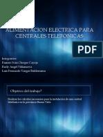 Alimentacio Electrica Para Centrales Telefonicas2