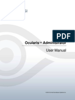Ocularis Administrator User Manual