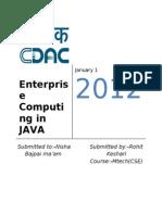 Java Final Doc Rest 5
