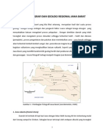 Kondisi Fisiografi Dan Geologi Regional Jawa Barat 2