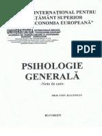 psihologie generala
