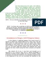 Sucesus Delas Islas Filipinas