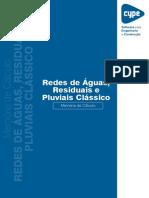 CYPE REDES DE ÁGUAS, RESIDUAIS E PLUVIAIS - MEMÓRIA DE CÁLCULO