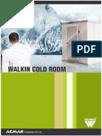 Walkin Cold Room