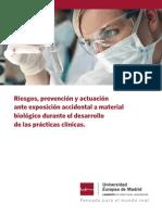 Guia Riesgos Biologicos en Clinica Odontoiatrica