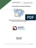 Manual CTe v2 0