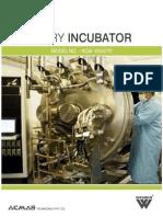 Dairy Incubator
