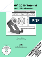 Auto Cad 2010 Tutorial 2D Fundamentals