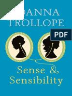 Joanna Trollope's Sense and Sensibility - Extract