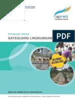 Petunjuk Teknis Safeguard Lingkungan